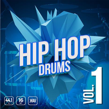 Iconic Hip Hop Drums Vol 1