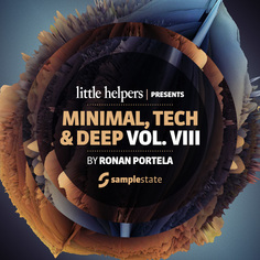 Little Helpers Vol 8: Ronan Portela