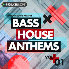 Bass House Anthems Vol 1
