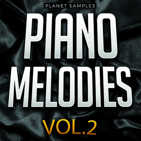Planet Samples: Piano Melodies Vol 2