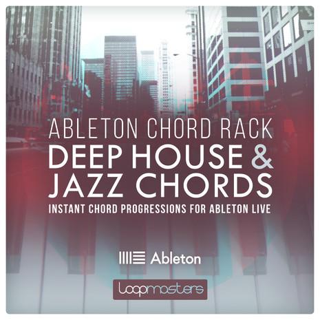 Ableton Chord Rack: Deep House & Jazz Chords