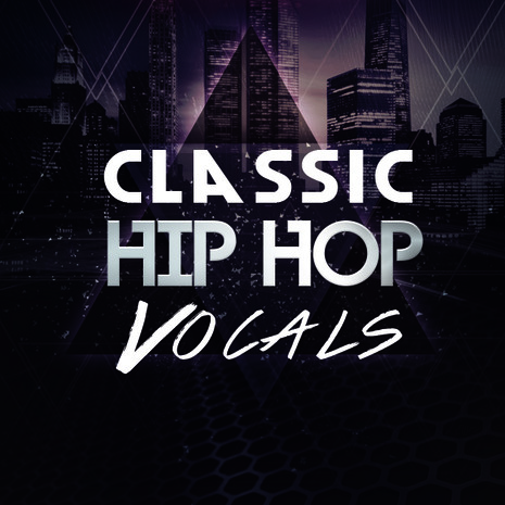 Classic Hip Hop Vocals