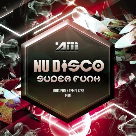 Nu Disco Superfunk: Logic Pro Templates
