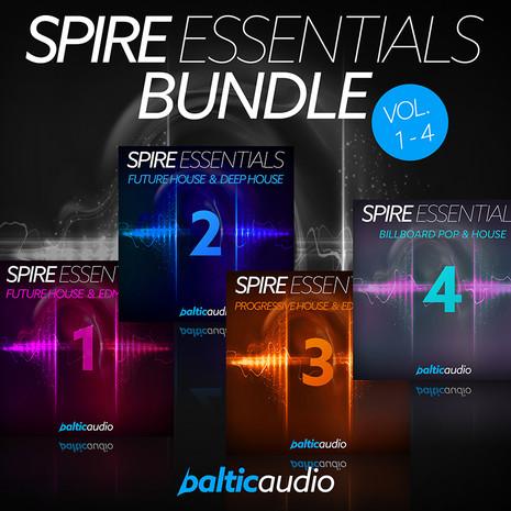 Spire Essentials Bundle (Vols 1-4)