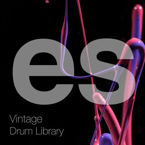 Vintage Drum Library