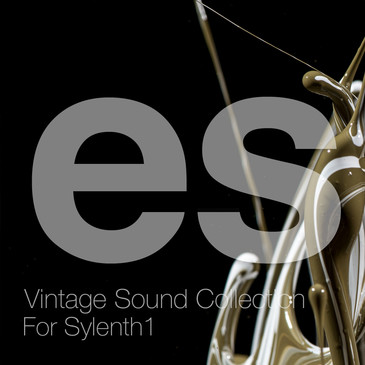Vintage Sound Collection For Sylenth1