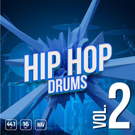 Iconic Hip Hop Drums Vol 2