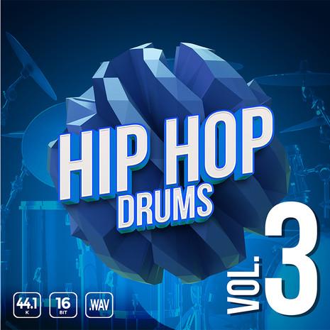 Iconic Hip Hop Drums Vol 3