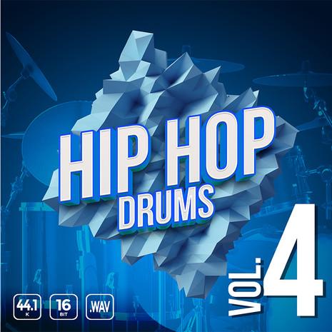Iconic Hip Hop Drums Vol 4