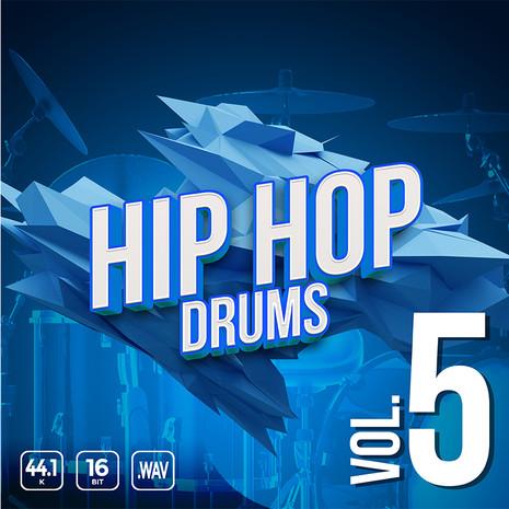 Iconic Hip Hop Drums Vol 5