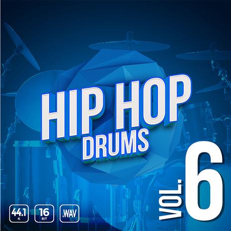 Iconic Hip Hop Drums Vol 6