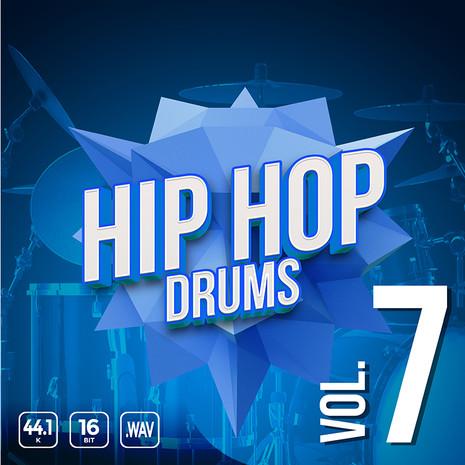 Iconic Hip Hop Drums Vol 7