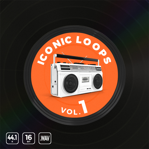 Iconic Hip Hop Loops Vol 1