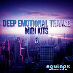 Deep Emotional Trance MIDI Kits 6
