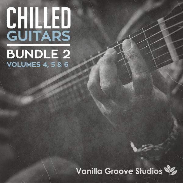 Chilled Guitars Bundle 2 (Vols 4-6)