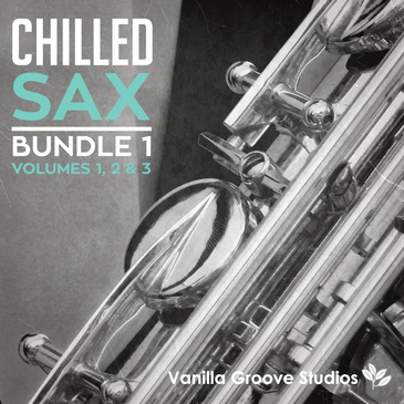 Chilled Sax Bundle 1 (Vols 1-3)
