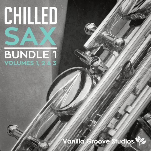 Chilled Sax Bundle 1 (Vols 1-3)