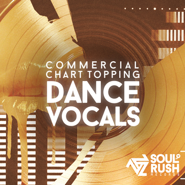 Commercial Chart Topping Dance Vocals