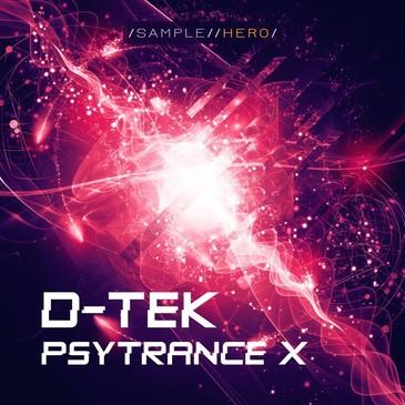 D-Tek: Psytrance X