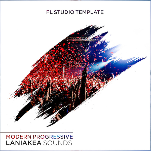 FL Studio Template: Modern Progressive