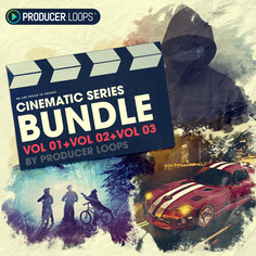 Cinematic Series Bundle (Vols 1-3)