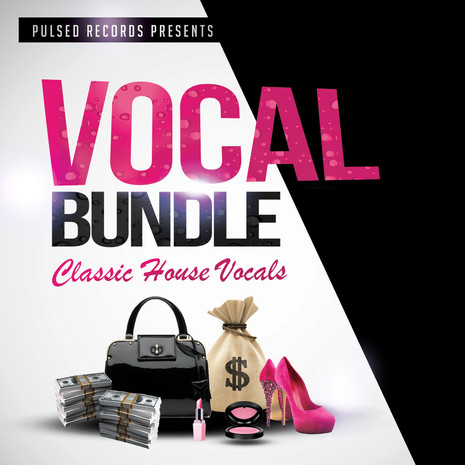 Vocal Bundle: Classic House Vocals