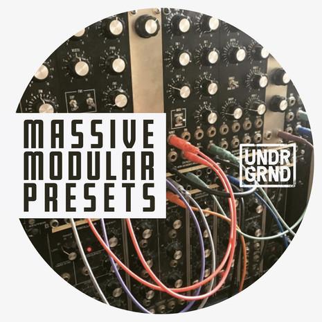 Massive Modular Presets