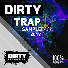 Dirty: Trap Sample Pack 2017