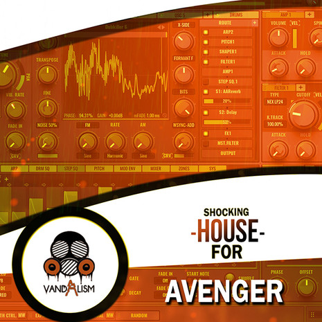 Shocking House For Avenger