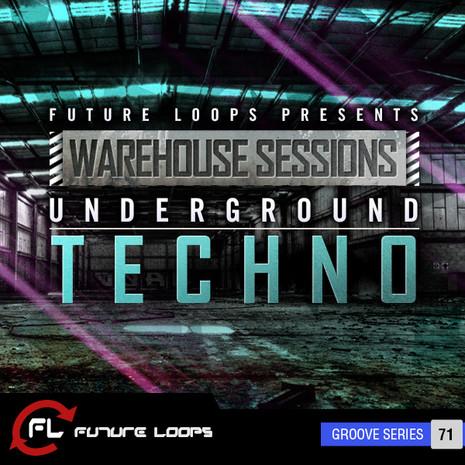 Warehouse Sessions: Underground Techno
