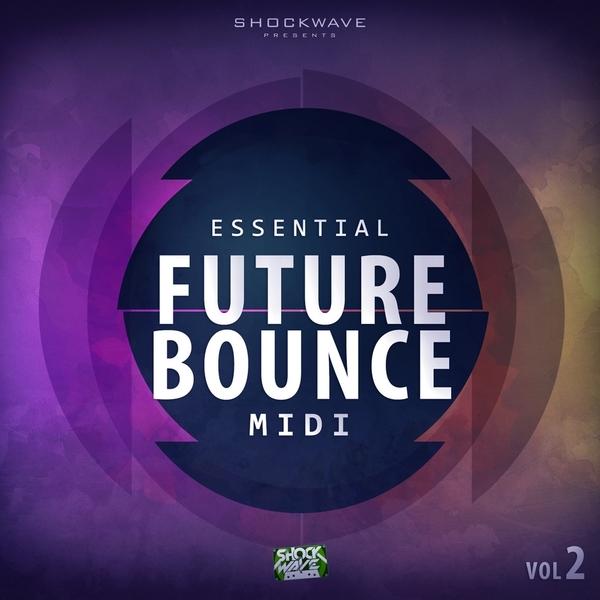 Future Bounce MIDI Vol 2