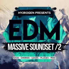 EDM Massive Soundset 2
