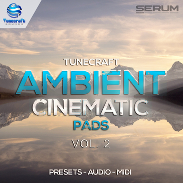 Tunecraft: Ambient Cinematic Pads Vol 2