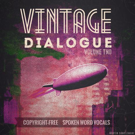 Vintage Dialogue: Cinematic Hip Hop 2