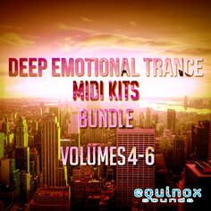 Deep Emotional Trance MIDI Kits Bundle (Vols 4-6)