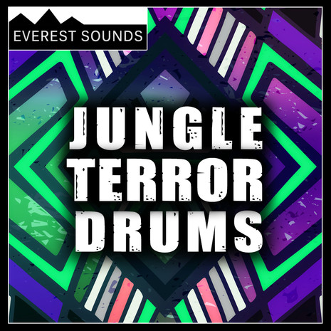 Everest Sounds: Jungle Terror Drums