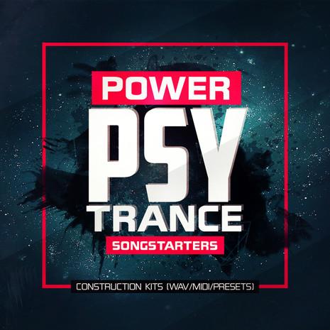 Power Psy Trance Songstarters