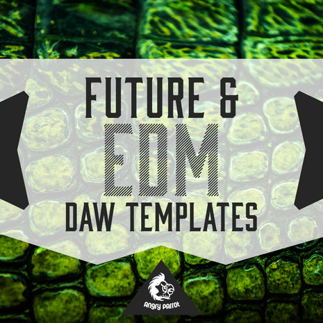Future & EDM DAW Templates