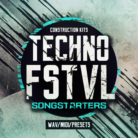 Techno FSTVL Songstarters