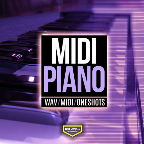 MIDI Piano