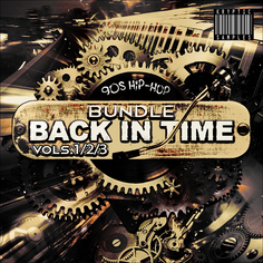 Back In Time Bundle (Vols 1-3)