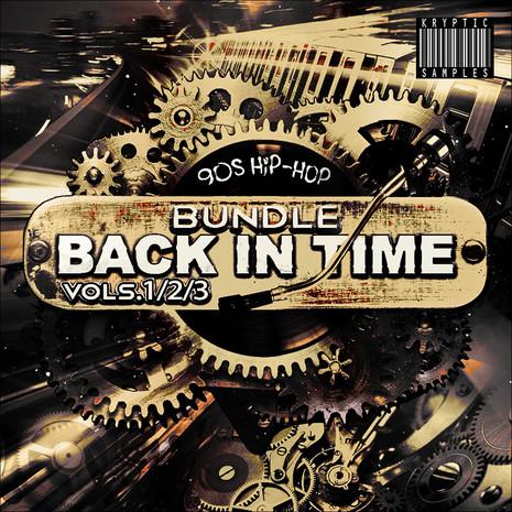 Back In Time Bundle (Vols 1-3)