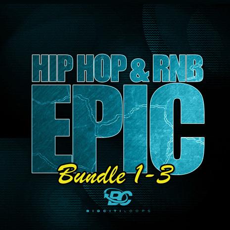Hip Hop & RnB Epic Bundle (Vols 1-3)