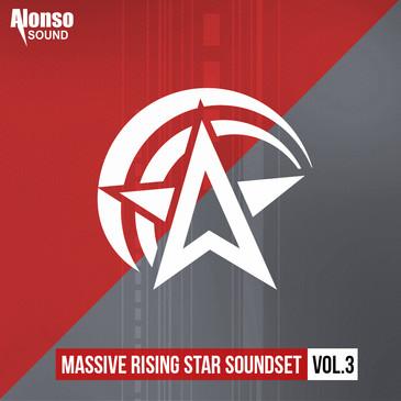 Massive Rising Star Soundset Vol 3