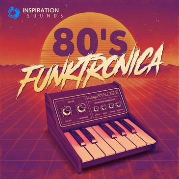 Download Inspiration Sounds 80's Funktronica | ProducerLoops com