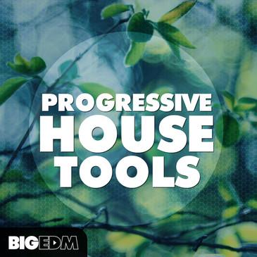 Big EDM: Progressive House Tools