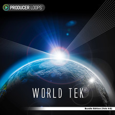 World Tek Bundle (Vols 4-6)