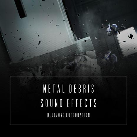 Metal Debris Sound Effects
