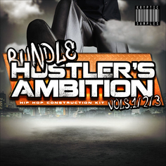 Hustler's Ambition Bundle (Vols 1-3)