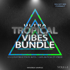 Ultra Tropical Vibes Bundle (Vols 1-3)